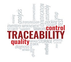 Traceability - curse or blessing? Logistic approach