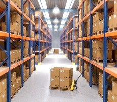 Optimizing Warehouse Space Use - How to Get More Resources?