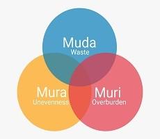 MUDA (Risipă - identificare și categorii)
