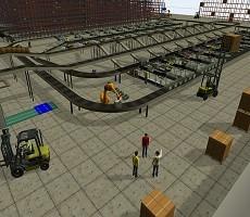 FlexSim – software de analiză și modelare 3D a proceselor și sistemelor