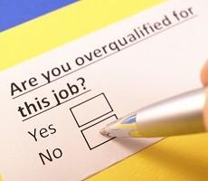 Consecinţele supracalificării la locul de muncă